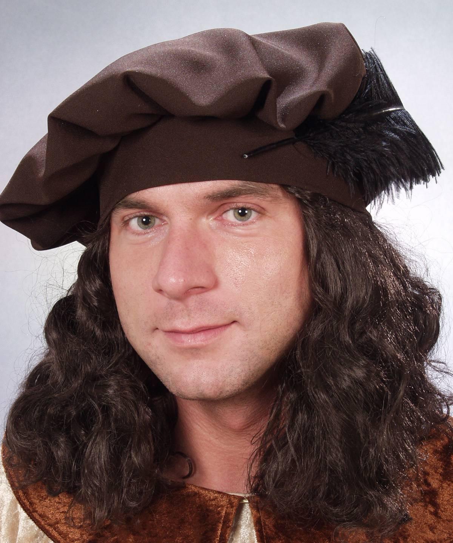 chapeaux et coiffes Médiévales Ph_Ac1140,Ac1140