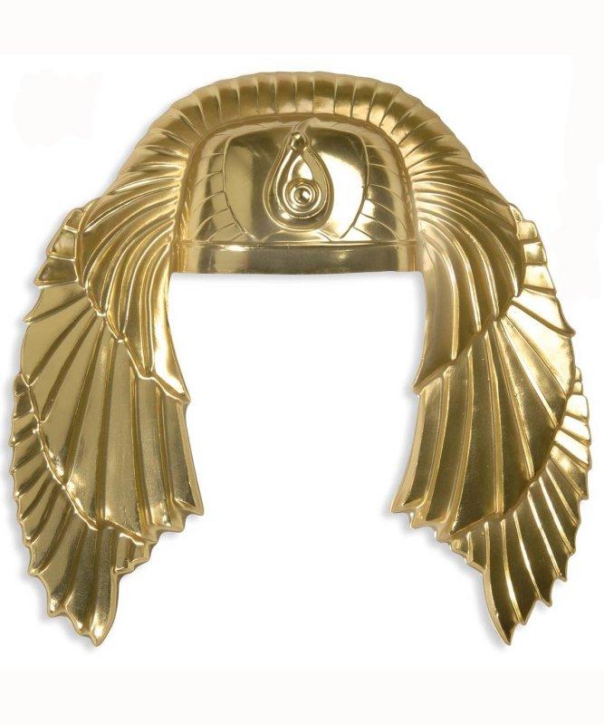Coiffe-Egyptienne-dorée-2