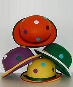Chapeau-Melon-pois-Modèle-3