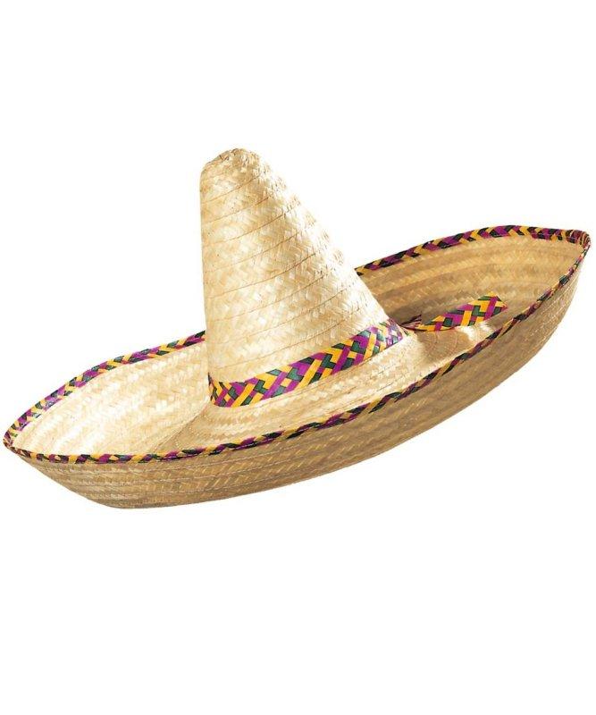 Sombrero-paille-géant