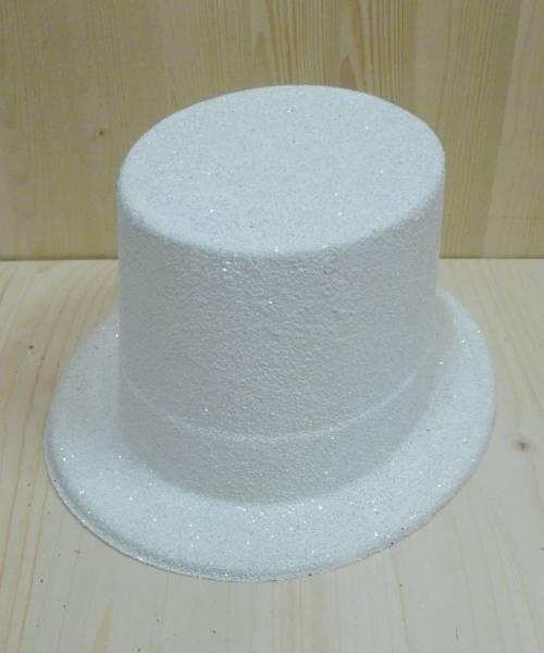 Chapeau-Haut-de-Forme-pailleté-Blanc-6