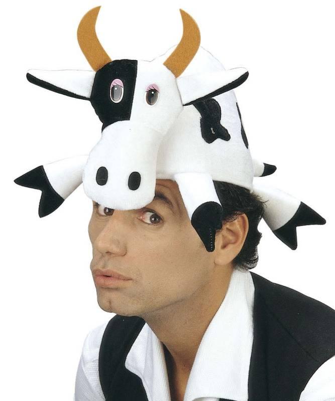 Chapeau-Vache-sur-t�te