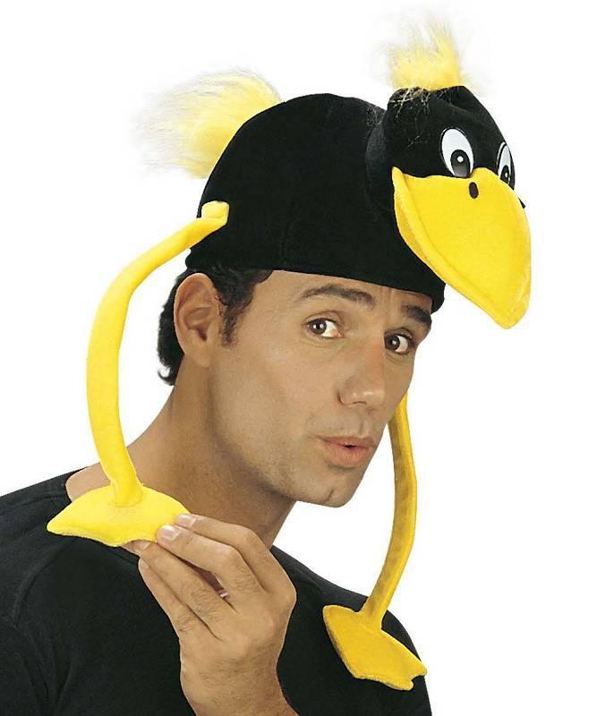 Chapeau-corbeau