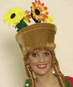 Chapeau-Pot-de-Fleurs