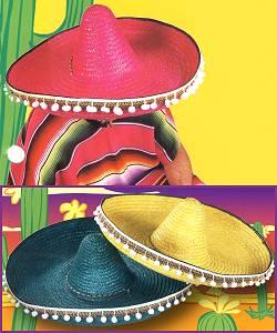 Sombrero-pompons-65cm