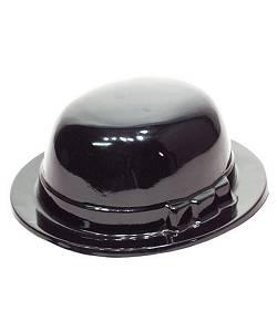 Chapeau-Melon-plastique-noir-M2-Par-12