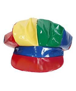Casquette-multicolore