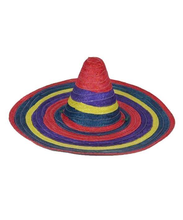 Sombrero-multicolore