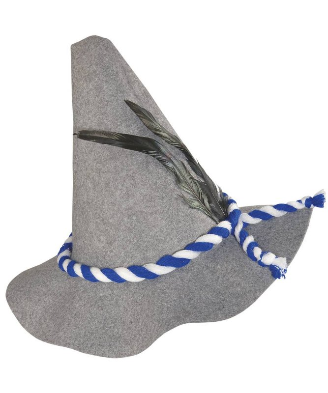 Chapeau-Bavarois-gris