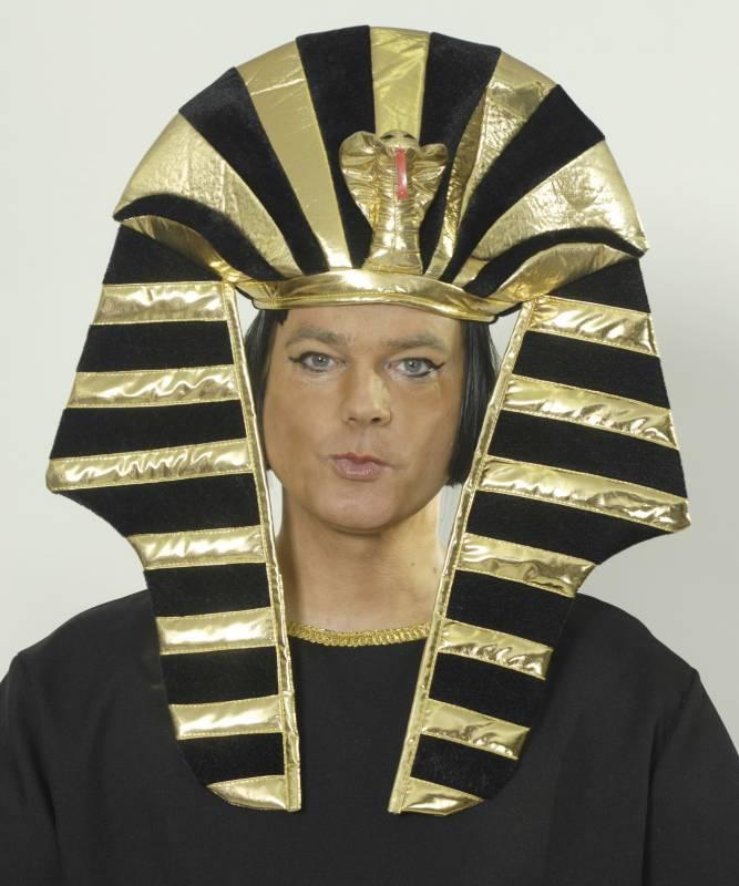 Coiffe-égyptien