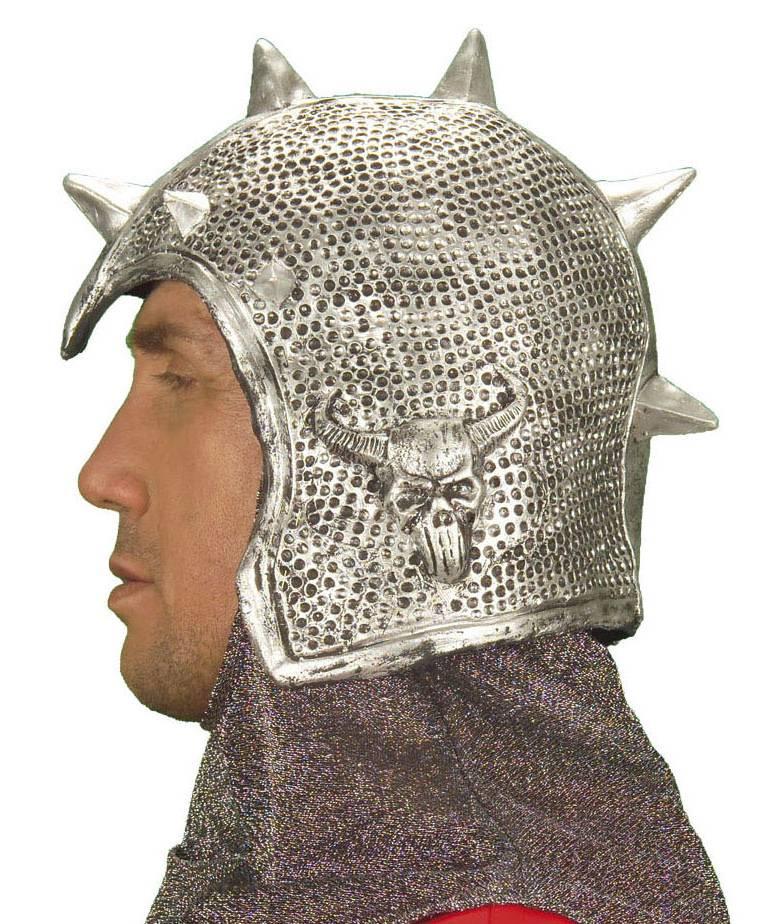 Casque-médiéval