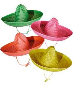 Sombrero-mexicain-couleur-50cm
