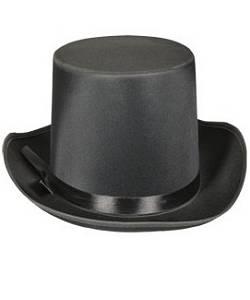 Chapeau-Haut-de-forme-Rocambole
