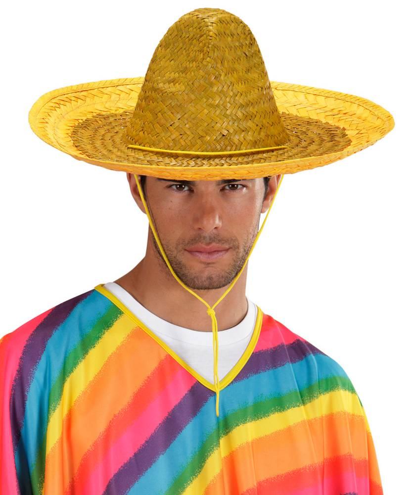 Sombrero-jaune