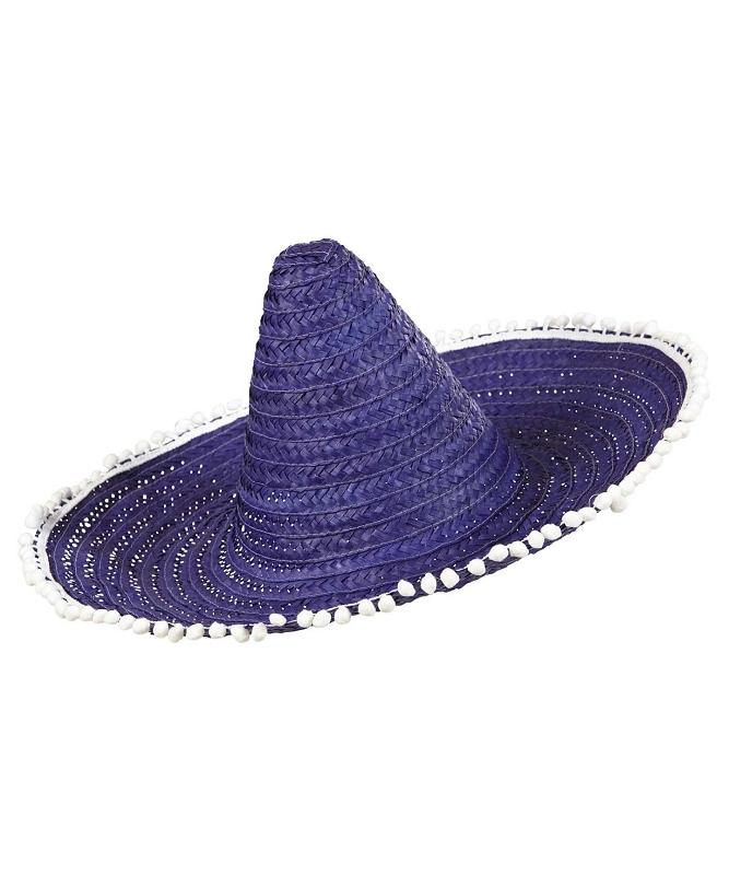Sombrero-mexicain-bleu-Adulte