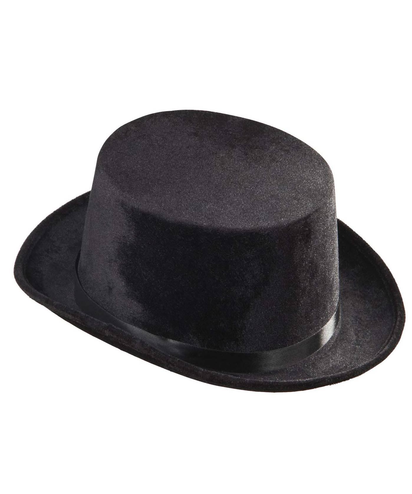 Chapeau-Haut-de-Forme-Noir-M6