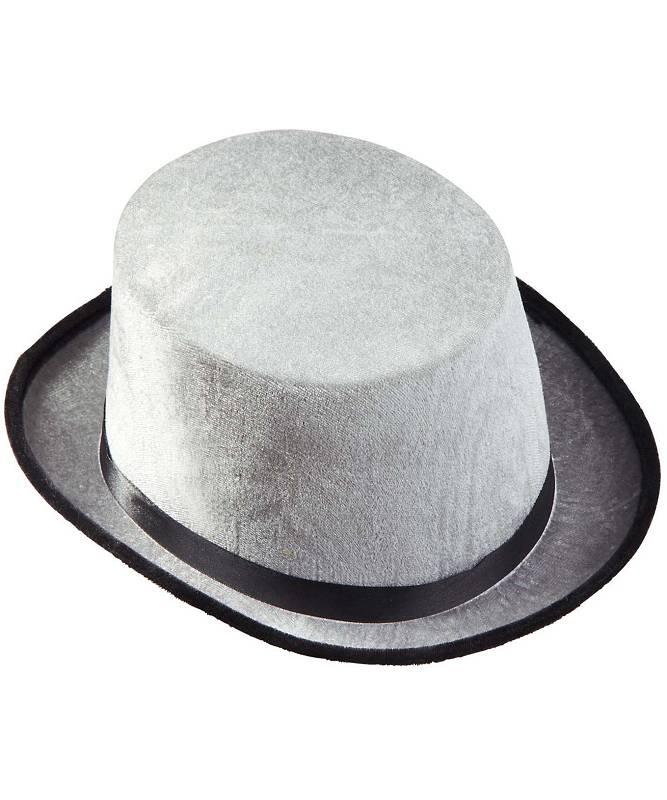 Chapeau-Haut-de-Forme-Gris-M2