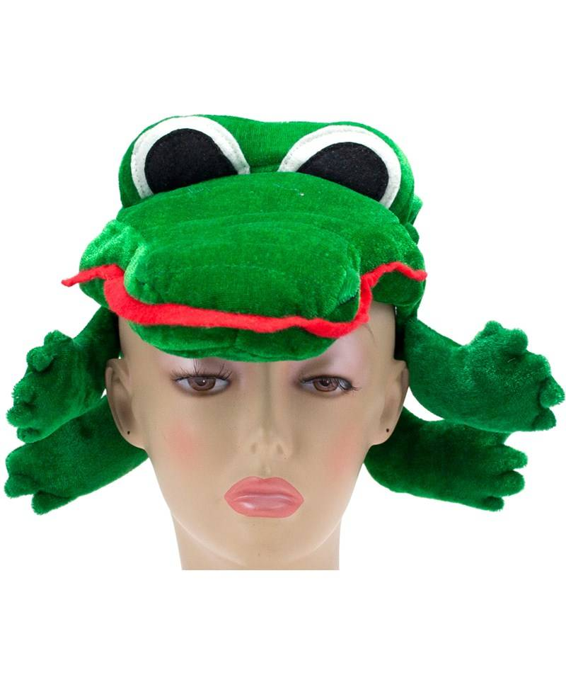 Chapeau-de-crocodile