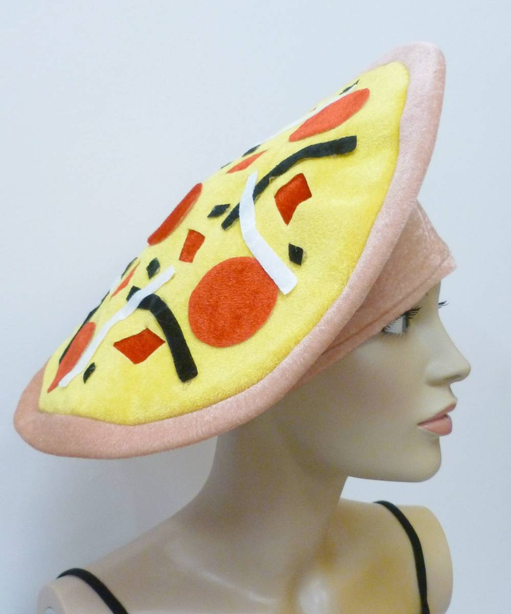 Chapeau-pizza