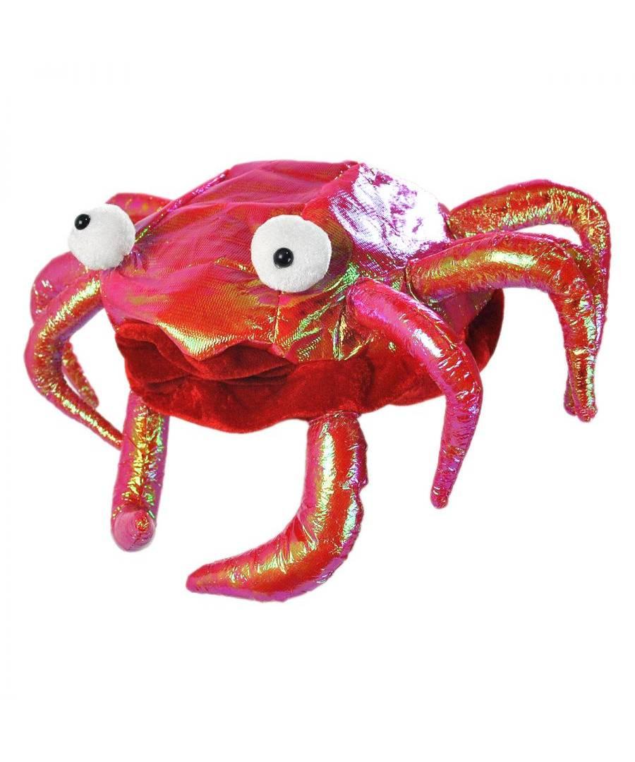 Chapeau-de-crabe-rouge