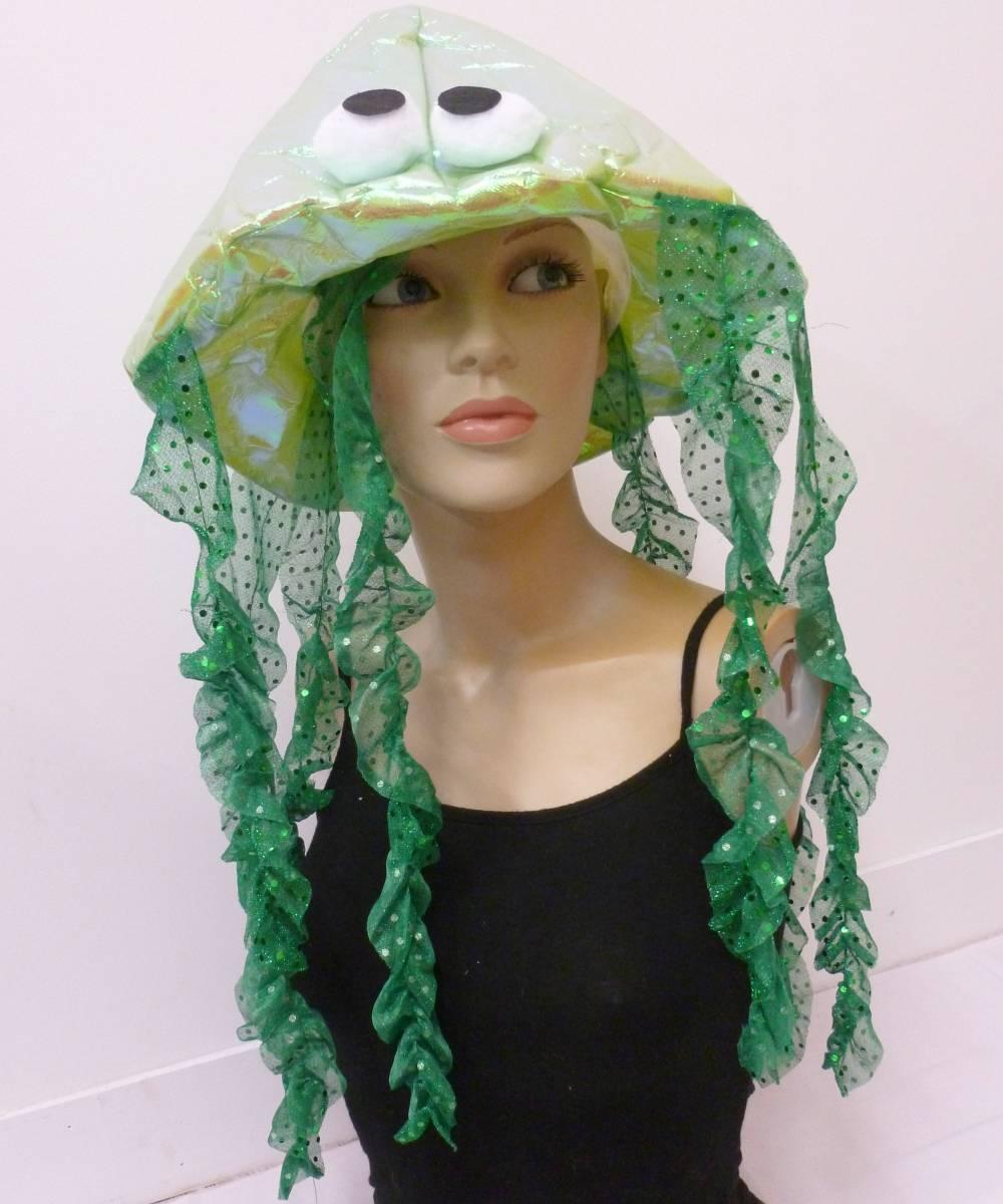 Chapeau-de-méduse
