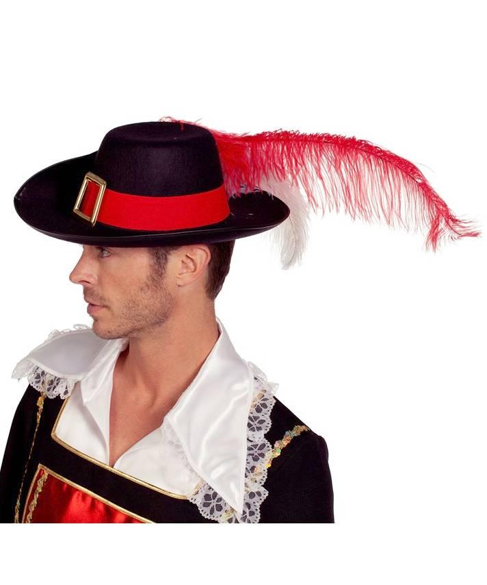 Chapeau-de-mousquetaire-avec-plumes-3