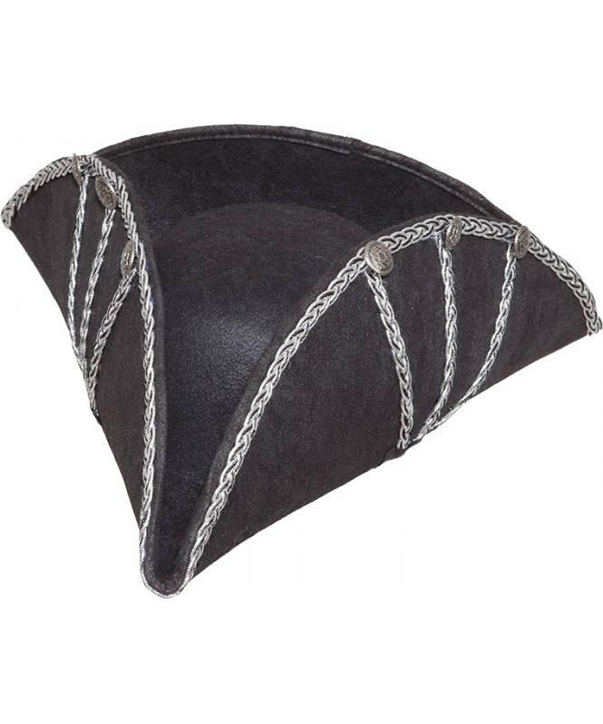 Chapeau-Tricorne-noir
