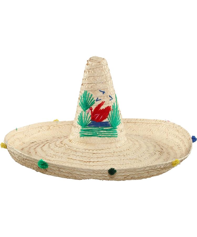 Sombrero-géant-paille