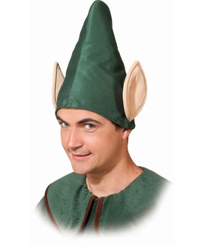 Bonnet-de-lutin-vert-avec-oreilles