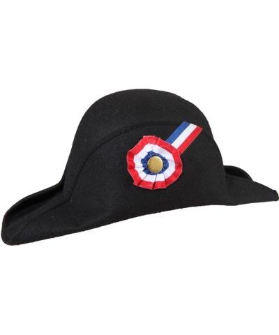 découvrir les dernières tendances design exquis invaincu x Chapeau bicorne de napoléon - Chapeau de déguisement ...