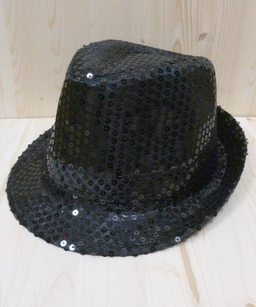 Chapeau-Disco-noir-paillettes