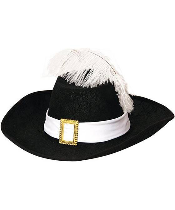 Chapeau-de-mousquetaire