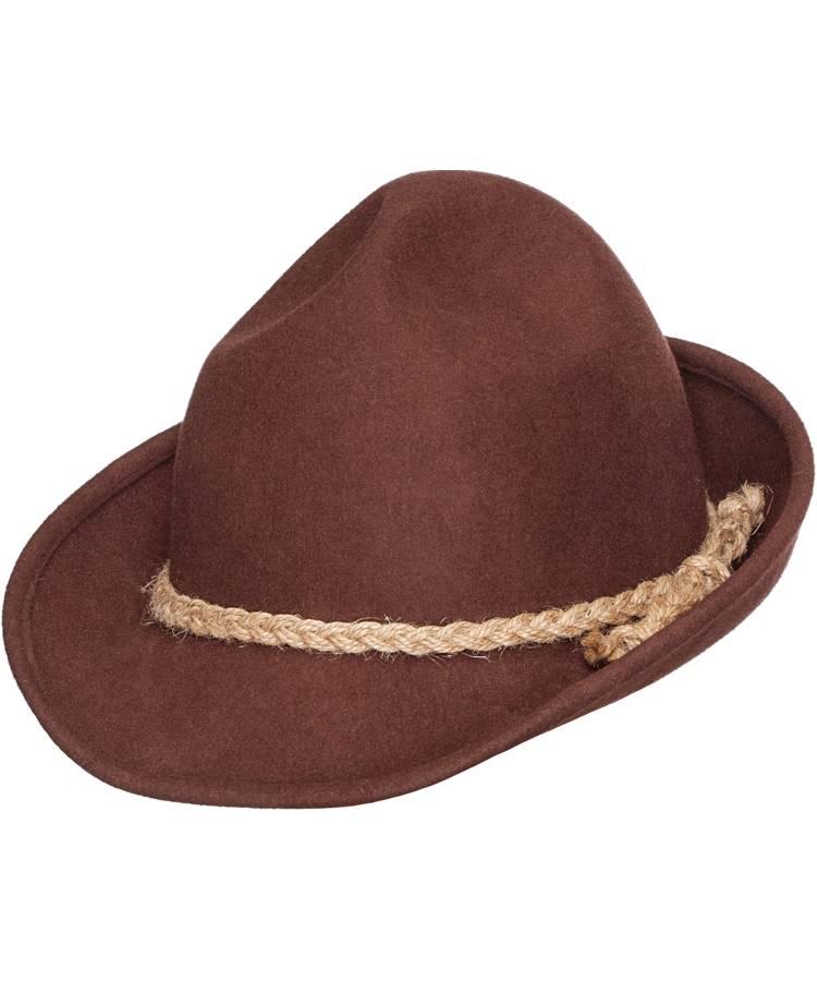 Chapeau-Tyrolien-en-laine-brun