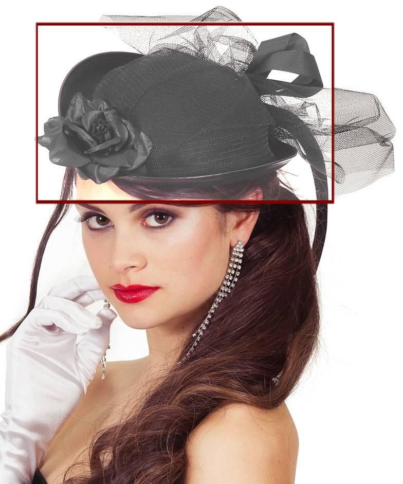 Chapeau-noir-de-style-époque-pour-femme-2