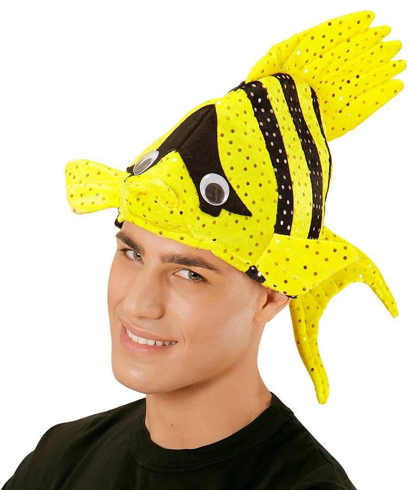 Chapeau-de-poisson-jaune-2