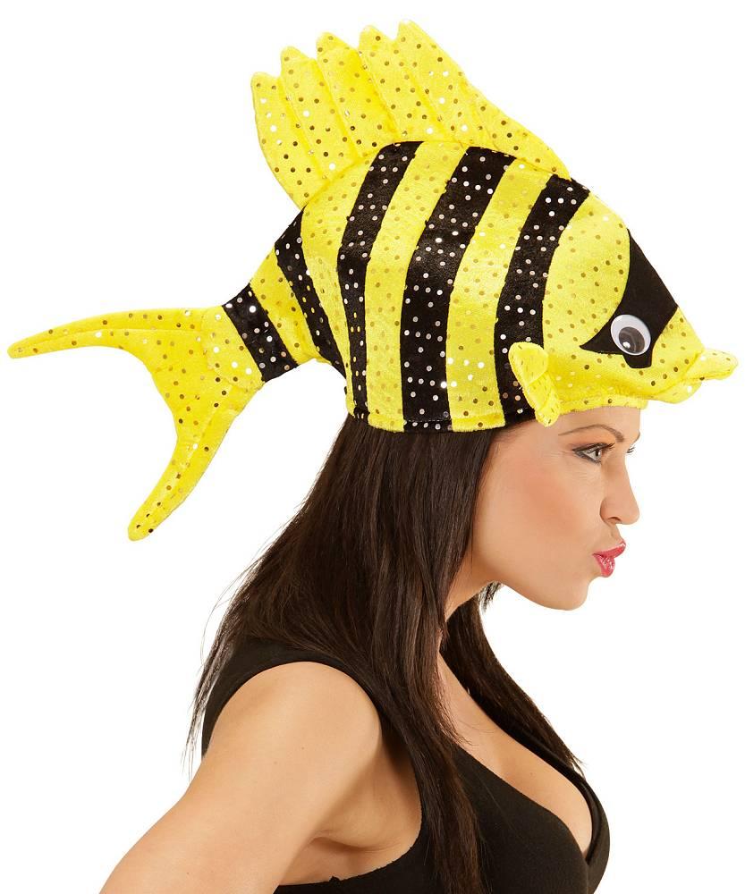 Chapeau-de-poisson-jaune-3
