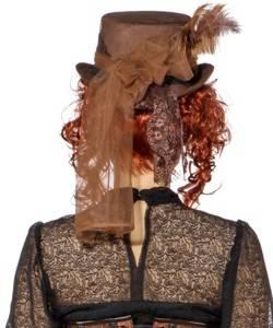 Chapeau-Steampunk-brun-marron-3