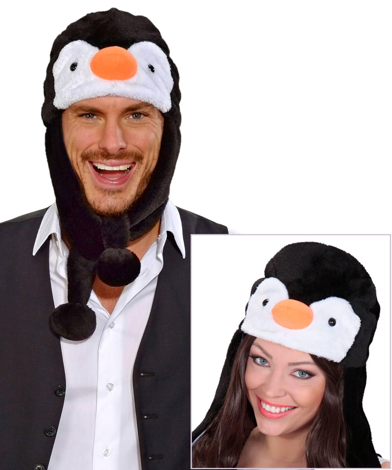 Chapeau-Pingouin