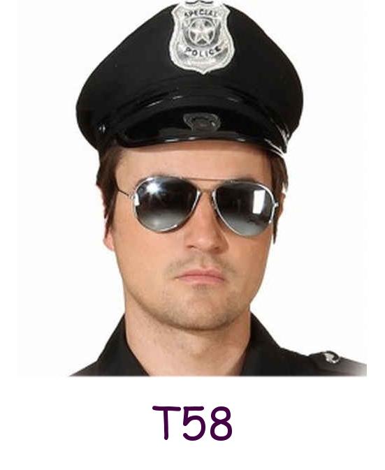 Casquette-Policier-Taille-58