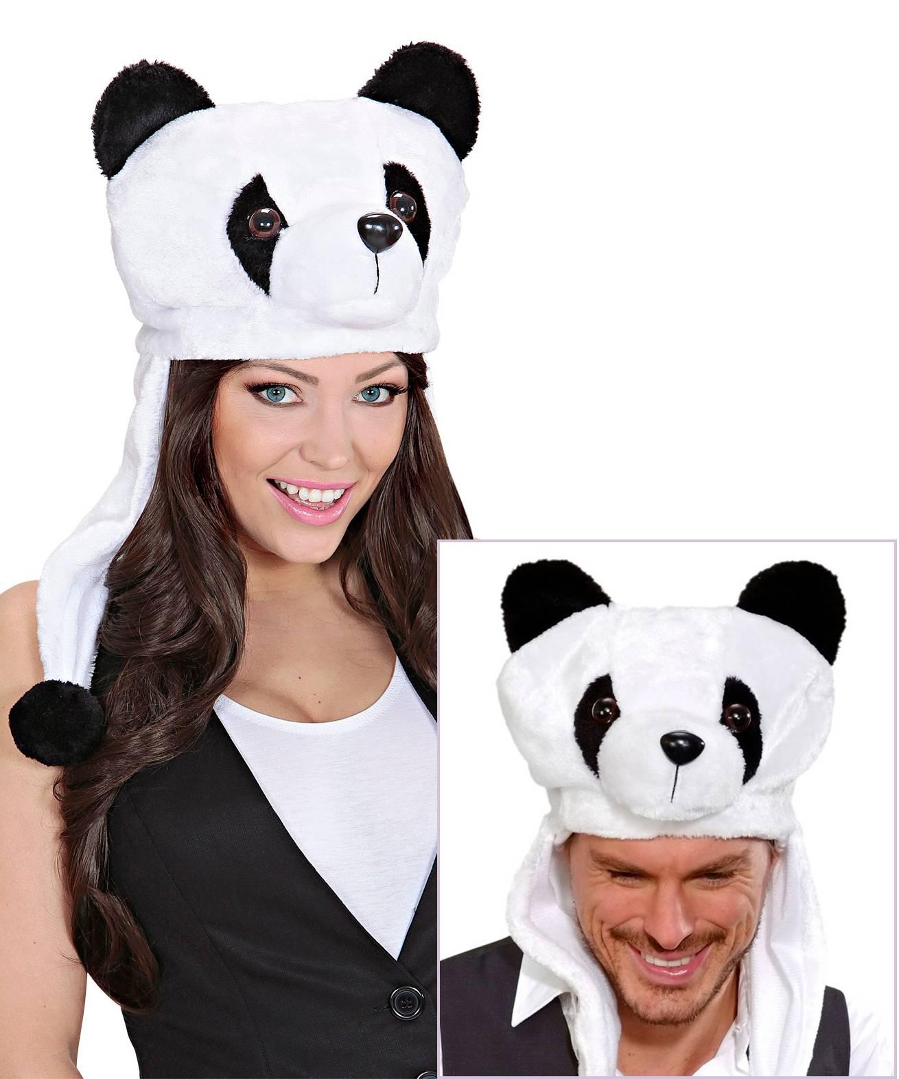 Chapeau-Panda-sur-tête