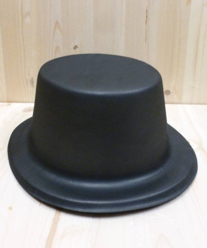 Chapeau-Haut-de-forme-noir