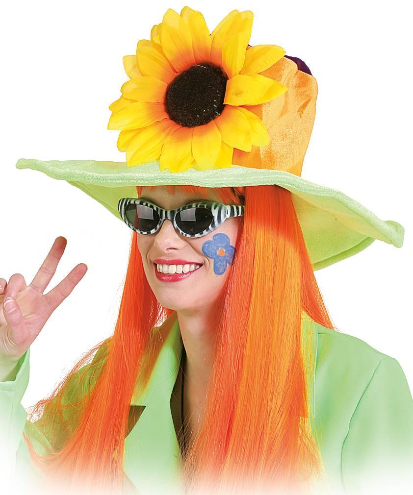 Chapeau-fleur