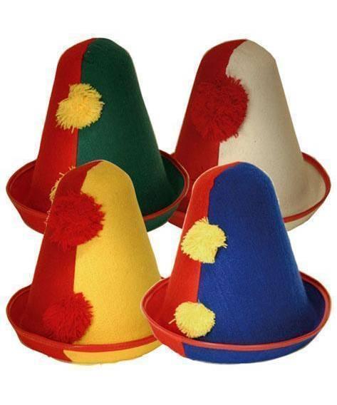 Chapeau-Cône-bicolore-enfant