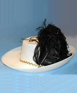 Chapeau-de-mousquetaire-blanc-pour-enfant