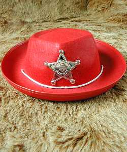 Chapeau-CowBoy-Enfant-Rouge-Mod1