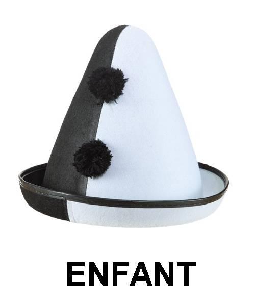 Chapeau-de-Pierrot-noir-et-blanc