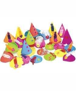 Chapeau-Chapeau-carton-néon-vendu-par-50
