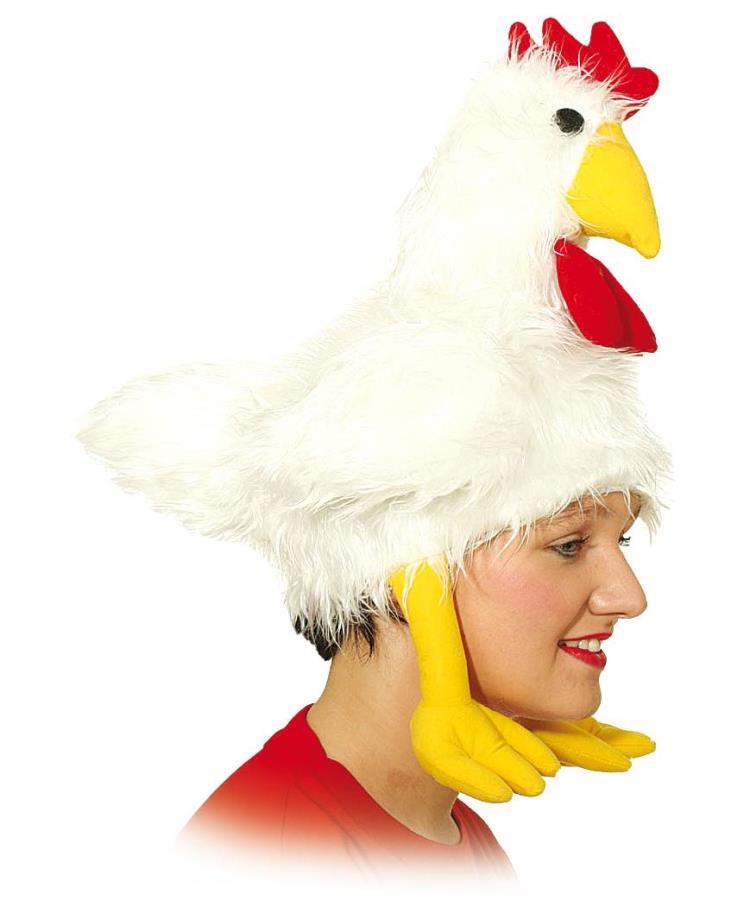 Chapeau-poule