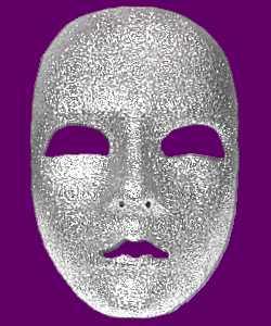 Masque-Argent