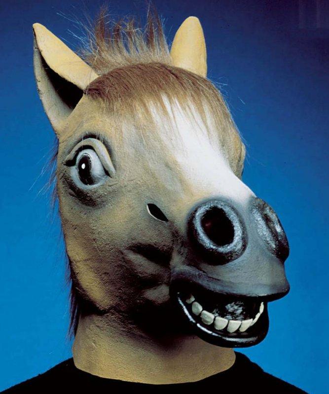 Masque-de-cheval